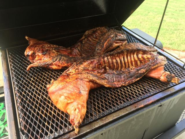A Theology of Whole Hog Barbecue